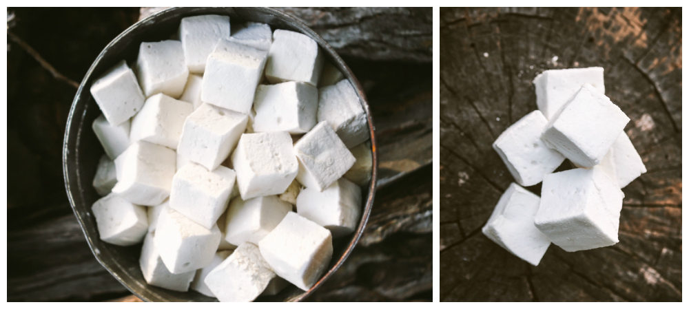 Paleo Homemade Marshmallows