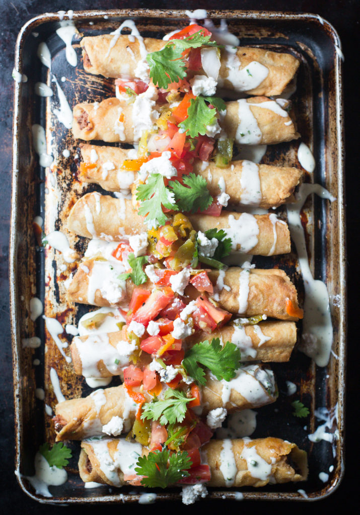 King ranch flautas-7