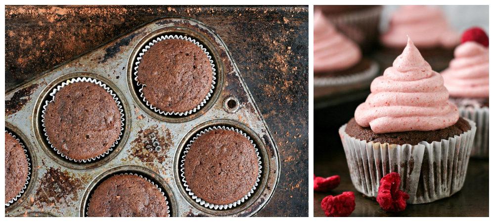 Nut Free Chocolate Cupcakes