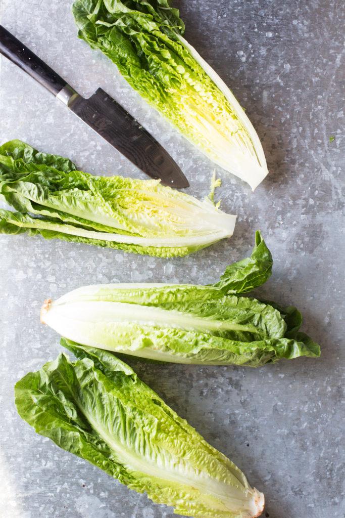 taco salad lettuce pic